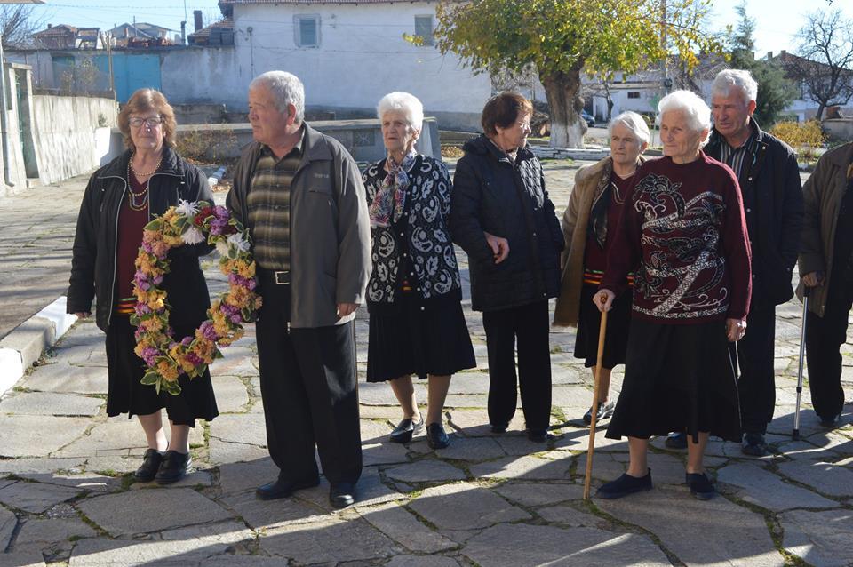 """Пенсионерски клуб """"Надежда"""" отпразнува петгодишнината си"""