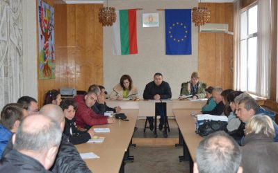 Подготовка на Общината за зимния сезон