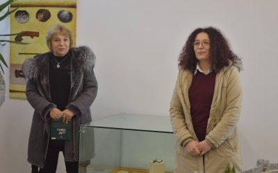Директора на НИМ – Бони Петрунова и Филип Петрунов представиха авторска книга за Лютица