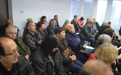 Съвместна среща с Кмета на Община Ивайловград относно програмата за повишаване на енергийна ефективност