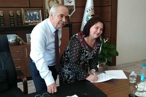 Община Ивайловград подписа договор за партньорство с Община Кешан, Република Турция