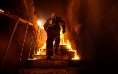 Основни правила, които трябва да знаем по време на пожар