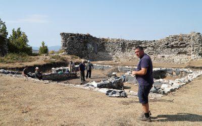 Филип Петрунов: Тазгодишните разкопки са в основната част до портала на Лютица/ВИДЕО/