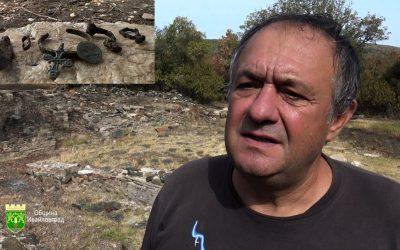 """Ивайло Кънев: Главната ни цел е да намерим най-ранния културен пласт на крепостта """"Родостица"""""""