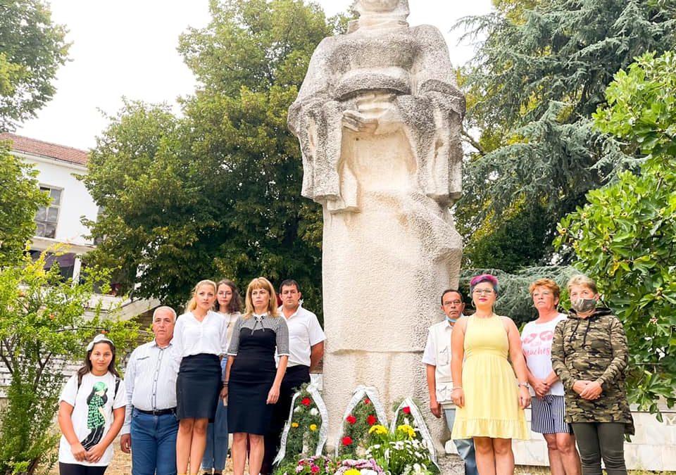 Община Ивайловград отбеляза Съединението на Княжество България с Източна Румелия